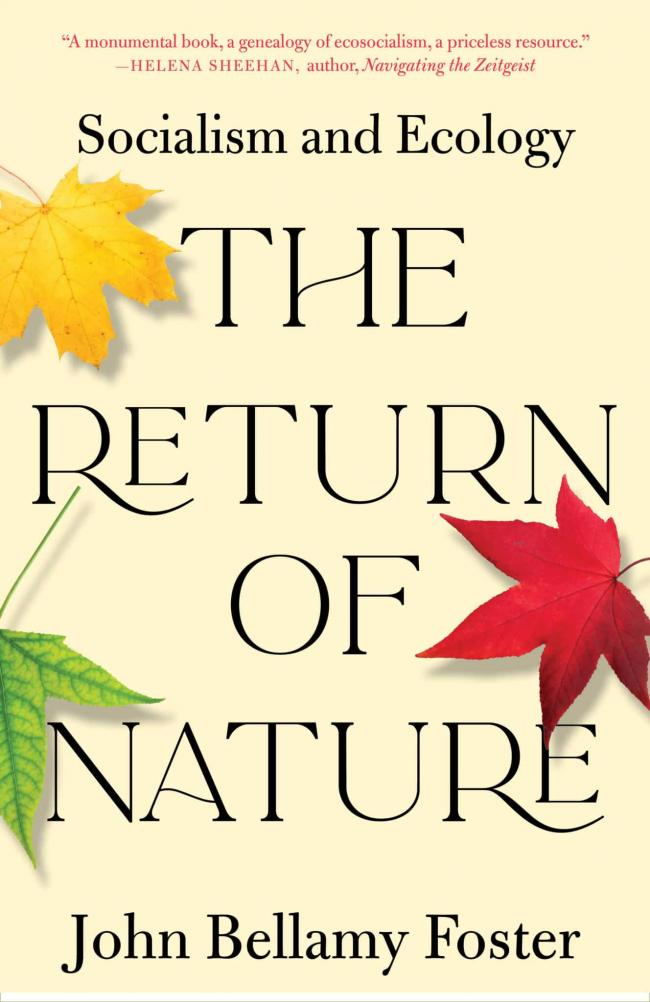 Book Cover:The Return of Nature