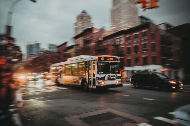 Bus - Florian Buettner/laif, via Redux