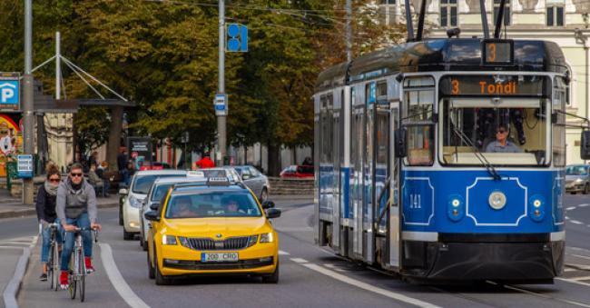 Tallinn, the capital of Estonia, has offered free transit since 2013