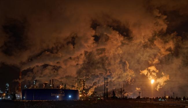 Imperial Oil - Photo via Kurt Bauschardt.