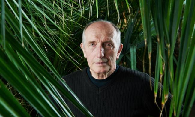 Vaclav Smil: 'People ask me if I am an optimist or a pessimist and I say neither.' Photograph: David Lipnowski