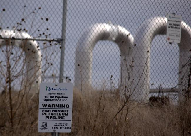 Canada Energy Regulator is responsible for approving and regulating major projects such as the Keystone XL pipeline, which runs natural gas through the U.S. and Canada. Photo by Shannon Patrick/Creative Commons