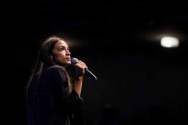 "Alexandria Ocasio-Cortez's ""Green New Deal"" would not include nuclear energy. Advocates for nuclear could stymie the new congresswoman's efforts."