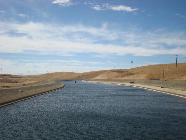 The Bethany Reservoir in Alameda County. | John Loo