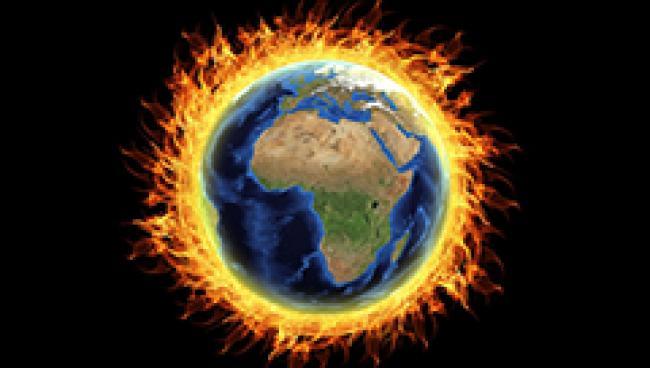burning world - Ian Angus interview