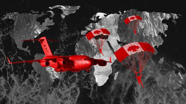 Canada building global network of military bases in aggressive shift - image