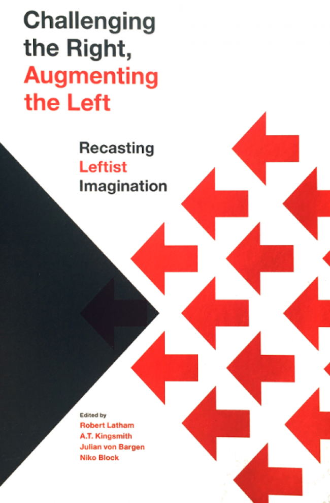 """Book Cover: """"Challenging the Right, Augmenting the Left"""""""