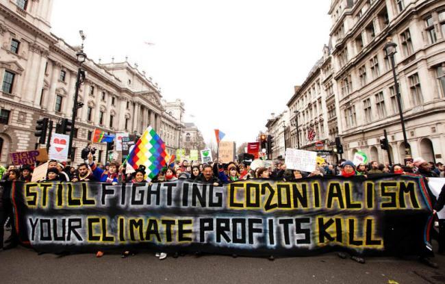 Climate profits kill