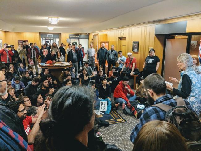 Renoviction Ban - Vancouver City Dec. 4, 2018
