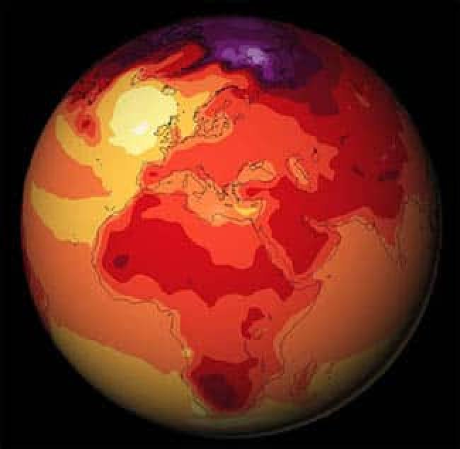 earth hot zones