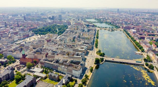Copenhagen hosts the C40.Maykova Galina/Shutterstock
