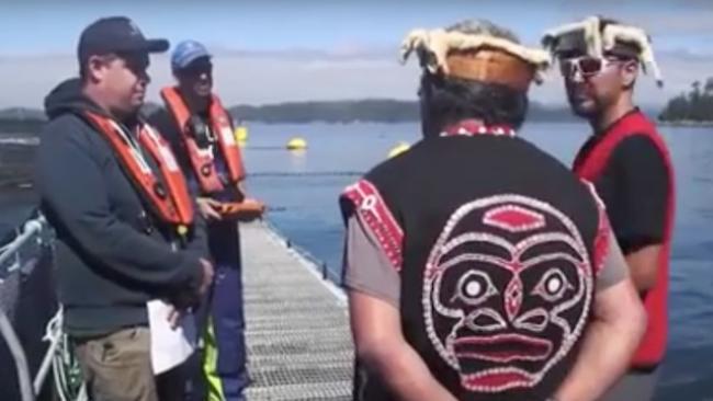 BC fishermen