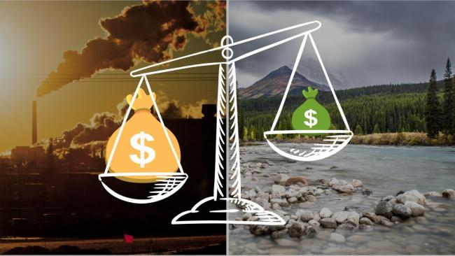 Funding scales - landscape