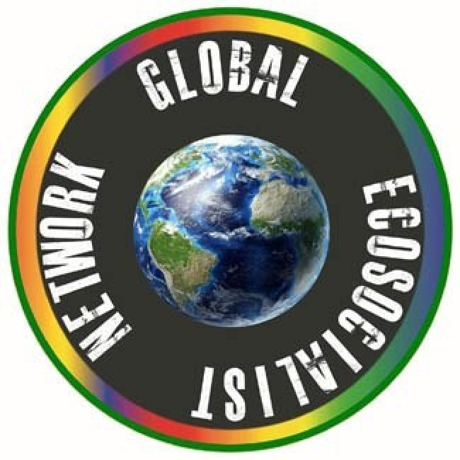 Global Ecosocialist Network Logo