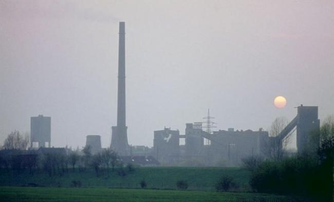 Germany coal mining - Arnoldius/Wikimedia Commons
