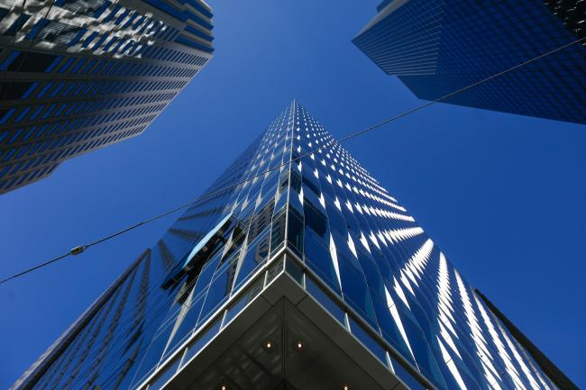 Tall buildings - Gabrielle Lurie/The San Francisco Chronicle via Getty Images