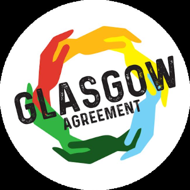 Glasgow Agreement Logo
