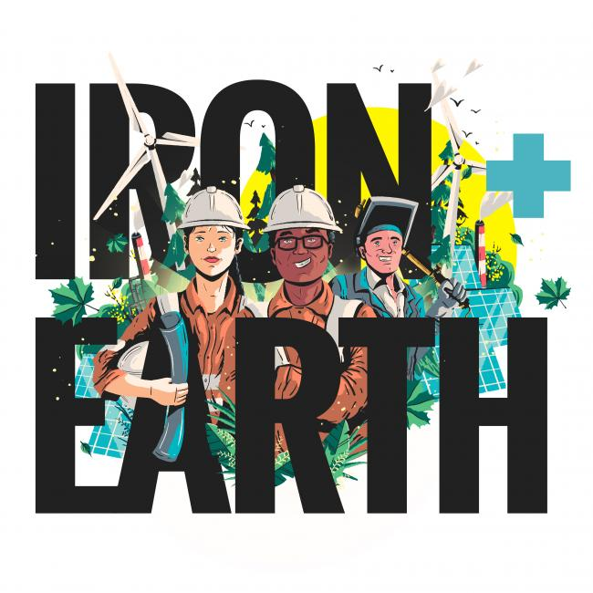 Iron and Earth