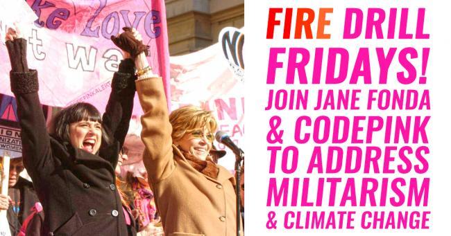 Jane Fonda Fridays
