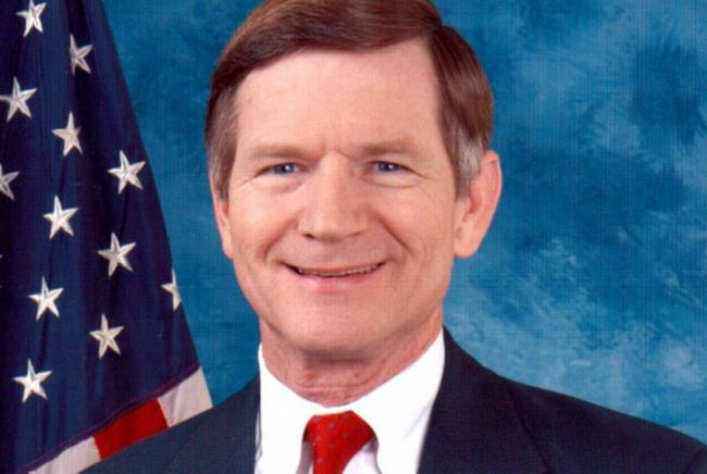 Texas Republican Lamar Smith, a noted climate denier and big recipient of oil and gas political donations, led a House committee that produced a report suggesting environmentalists are manipulated by the Russian government.