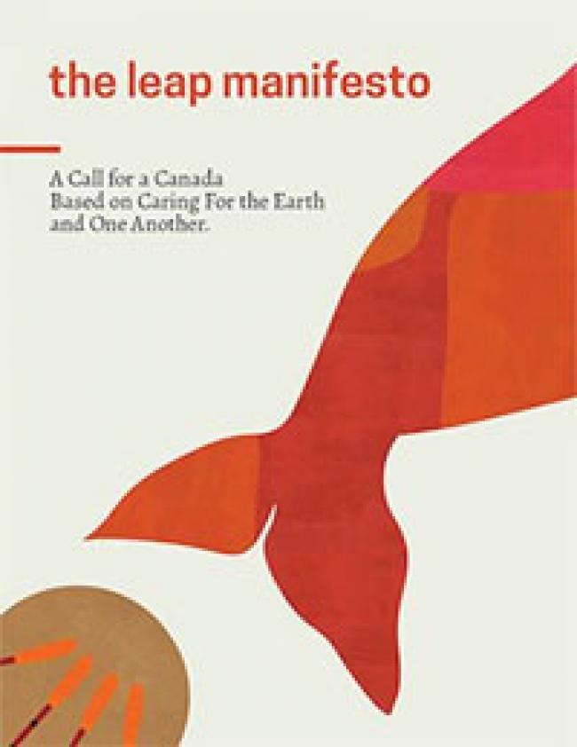 Leap Manifesto