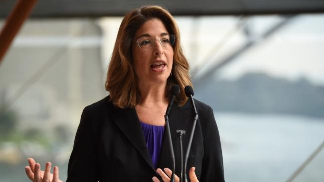 Canadian activist Naomi Klein says sanctions may be needed if the US walks away from action on climate change. Photo: AAP