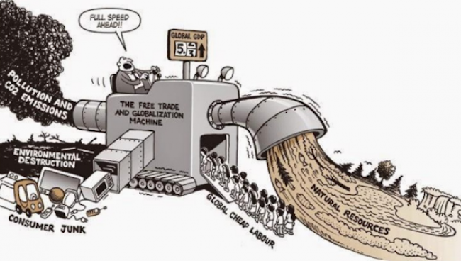 Cartoon New Finance Capital