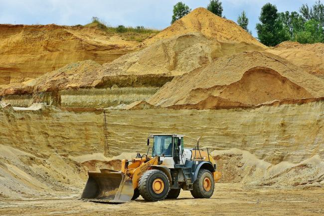 open pit mining - Photo: Pixabay License