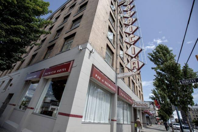 The Patricia Hotel on Vancouver's Downtown Eastside will provide more than 100 new supported housing units. Photo by GoToVan, Creative Commons licensed
