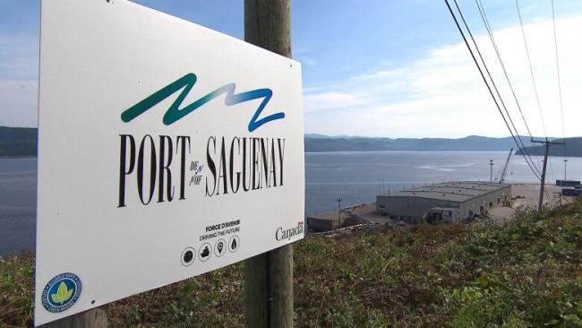 The company behind plans to build a liquefied natural gas plant by the Saguenay port says the loss of a significant investor doesn't mean the end of the project. (Radio-Canada)