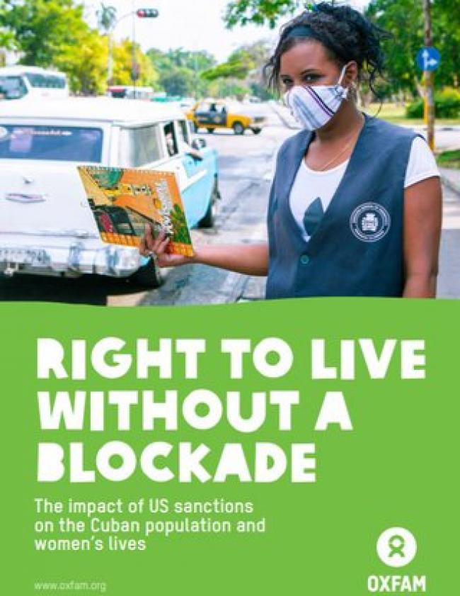 Right to Live Without a Blockade