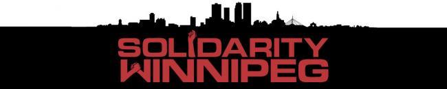 Solidarity Winnipeg page header