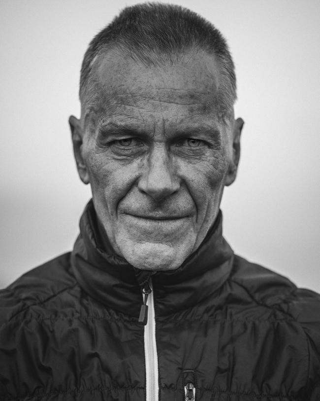 Activist, climber and musician Terry Christenson. Photo by Lane Dorsey
