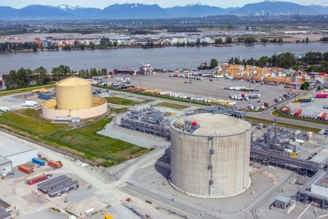 New Westminster is the latest city to oppose a proposed expansion at the Tilbury LNG plant in Delta. Contributed