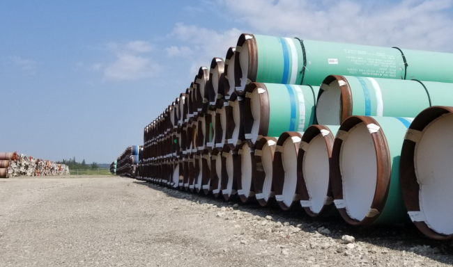 TMX pipes
