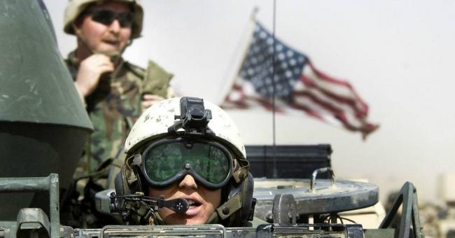 Military spending by the United States soared to $732 billion in 2019, which accounted for 38% of the global military expenditure. (Photo: Scott Nelson/Getty Images)
