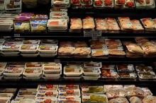 Selection of packaged meats - Caption: The soil that makes one of the globe's most important farming regions so productive is vanishing before our eyes.' Photograph: Raysonho @ Open Grid Scheduler/ Grid Engine/ CC0