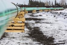 The federal government says it is not its intention to maintain ownership of the Trans Mountain pipeline system for longer than it takes to complete the expansion project. Photo by TMX / Facebook
