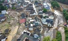 'Catastrophic' flooding hits western Germany leaving dozens dead – video report