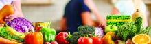 The new Canada's Food Guide recommends a variety of vegetables and fruit. Handout photo Government of Canada