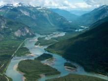 The Skeena River. Photo: Sam Beebe / Flickr