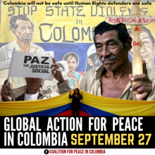 Peace in Colombia