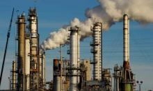 The Tesoro oil refinery in Washington state. Photograph: Kevin Schafer/Getty Images
