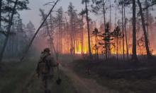 Siberia hit by unprecedented heatwave and forest fires – video report