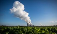 The Niederaussem coal-fired power plant near Bergheim, Germany. Photograph: Lukas Schulze/Getty Images