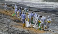 Sri Lanka faces environmental disaster as cargo ship burns for days – video