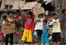 The Philippines Typhoon: Climate Change and Political Disaster