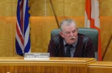 Burnaby Mayor Derek Corrigan