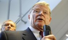 US Senator James Inhofe