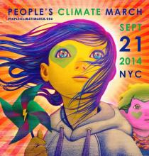 The People's Climate March on Sunday in New York City and numerous other cities including Vancouver, promises to be the biggest day of protest in the history of the climate movement.